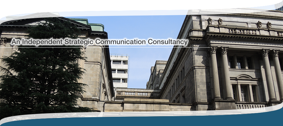 An Independent Strategic Communication Consultancy